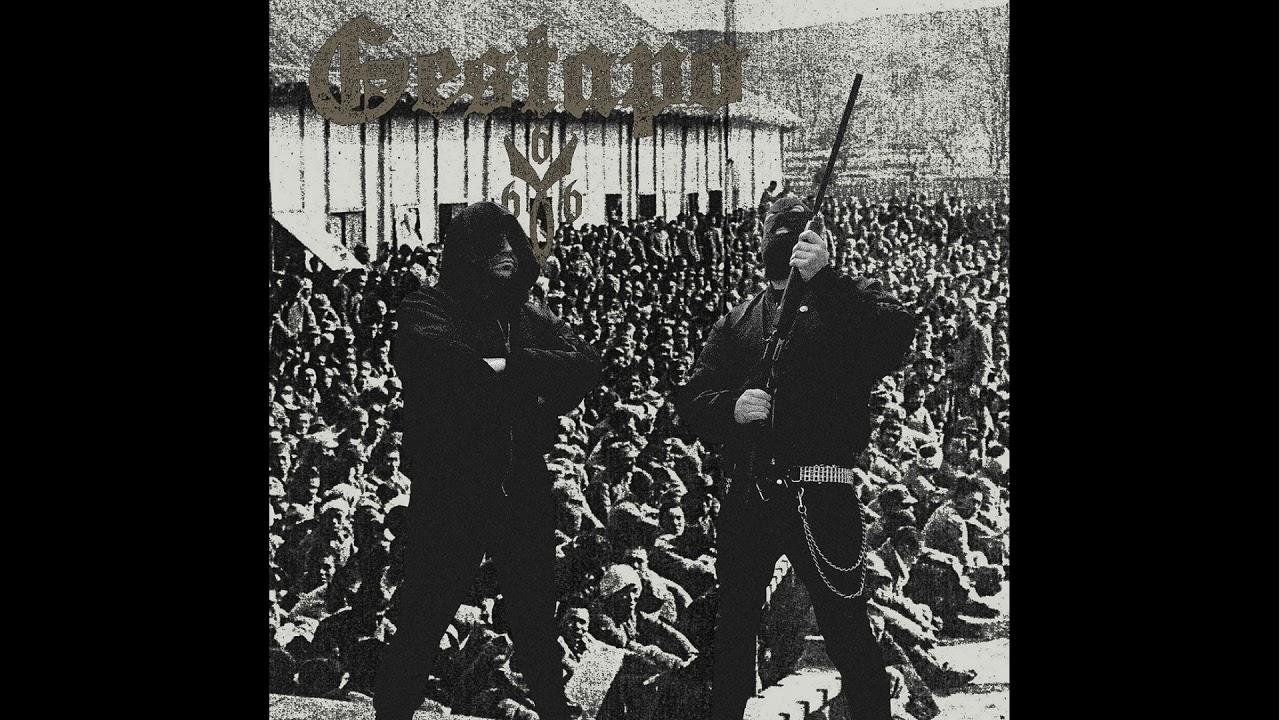 Download Gestapo 666 - Satanic Shariah (2019) FULL ALBUM [HQ]