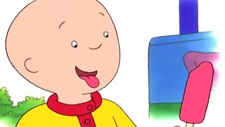 Caillou Full Episodes | Caillou eats an Ice Lolly | Cartoon Movie | WATCH ONLINE | Cartoons for Kids