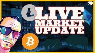 Tijo LIVE Random Sunday Rant-- Trading Bitcoin (ARCANE BEAR)