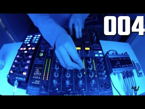 #004 Tech House Mix February 22nd 2014 (GoPro video)