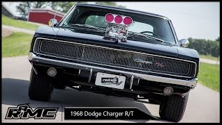 Built 1968 Charger With Dyer Blower