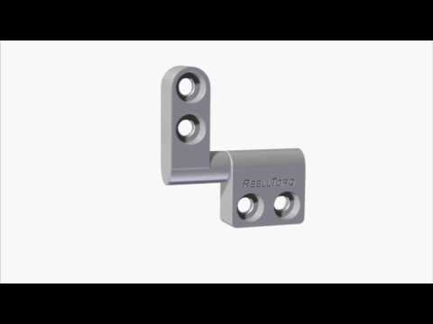 Introducing the Reell RT-50 Position Hinge