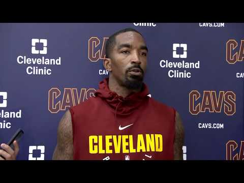 J.R. Smith comments on Dwyane Wade joining Cavaliers | ESPN
