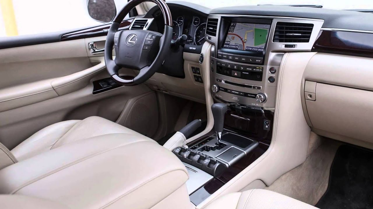 2015 Lexus LX 570 Specification Price And Review