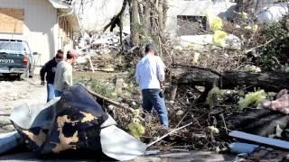 Branson Missouri Tornado 2012 Update