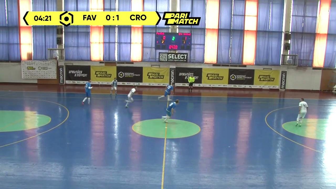 Огляд матчу | FavBet 0 : 2 CRO United