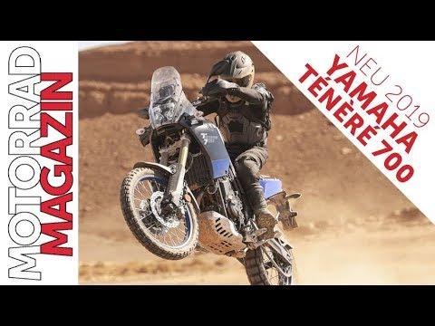 Yamaha Ténéré  - Besser als KTM  Adventure?
