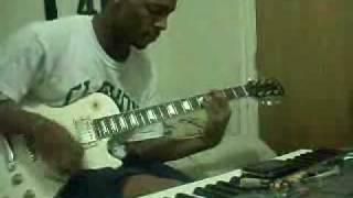 TLC unpretty guitar