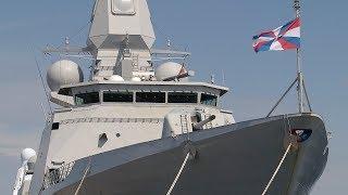 Marinedagen - Bezoek een fregat (1)