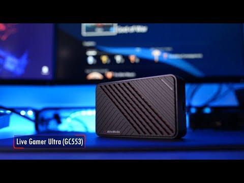 AVerMedia Live Gamer ULTRA (GC553) Installation & Setup