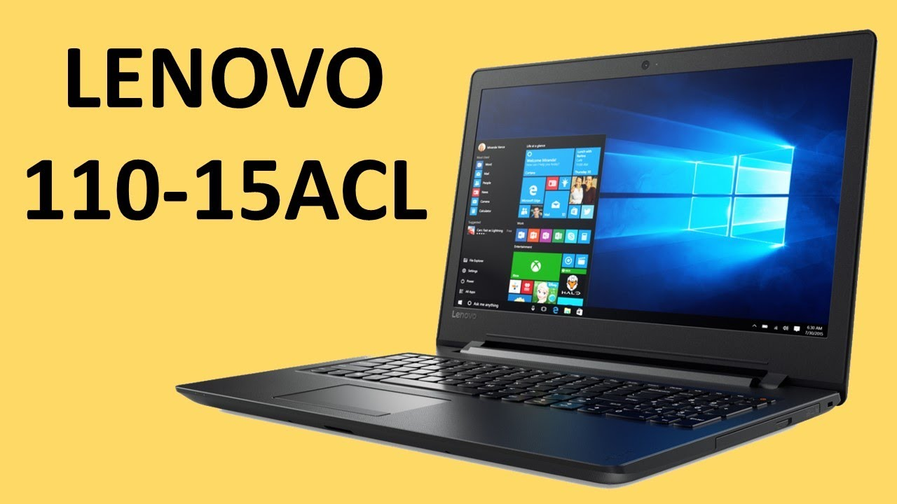 Lenovo IdeaPad 110-15ACL Driver for Windows 7