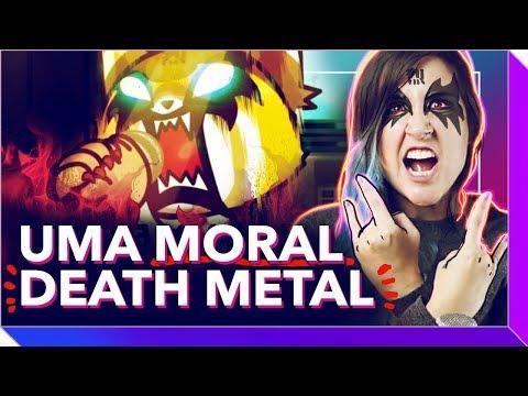 Aggretsuko: Uma fábula Death Metal  mimimidias