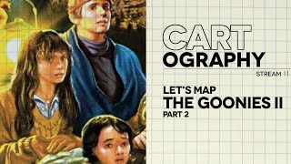 Cart-ography #11: The Goonies II (Pt. 2)