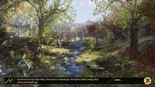 Fallout 76|exploring the world