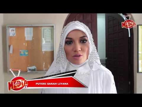 MH TV: Penyatuan Cinta Syamsul Yusof & Puteri Sarah