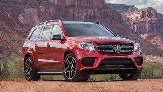 Mercedes-Benz GLS-Class 2018 Car Review