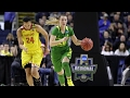 Highlights: Oregon women's basketball upsets Maryland to advance to Elite Eight