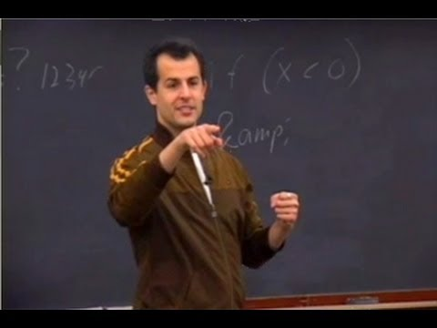 "Lecture 1 ""PHP"". Building Dynamic websites. Harvard OpencourseWare. CS E-75"