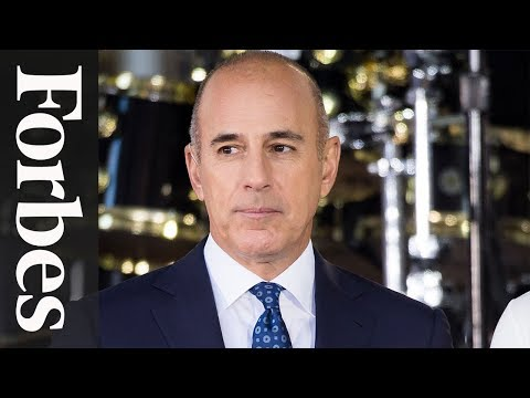 Morning TV And Today Show Without Matt Lauer | Forbes