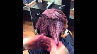 Haircolor Transformation | GENESIS Salon & Spa
