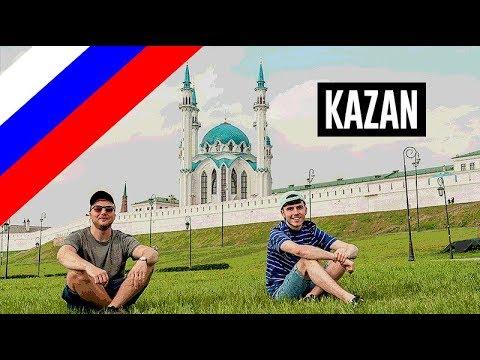 Kazan is INCREDIBLE!   The Republic of Tatarstan, Russia 🇷🇺