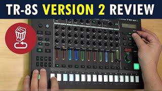 Review: Roland TR-8S V2.0 // How does it compete? // 10 performance ideas and tricks (Roland TR8S)