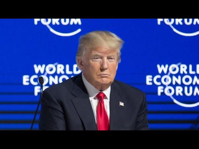 Donald Trump @ Davos WEF 2020