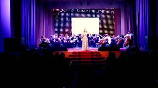 Memory/ПАМЯТЬ.  мюзикл КОШКИ Э.Уэббер симфонический  оркестр.ПАВЛОДАР