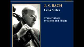 Pau Casals - Bach, Suite Nº 1 para violonchelo solo en Sol mayor, BWV 1007