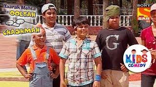 Tapu Sena Rules During Vacations   Tapu Sena Special   Taarak Mehta Ka Ooltah Chashmah