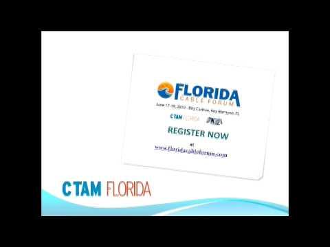 Florida Cable Forum -- David Stone, Testimonial