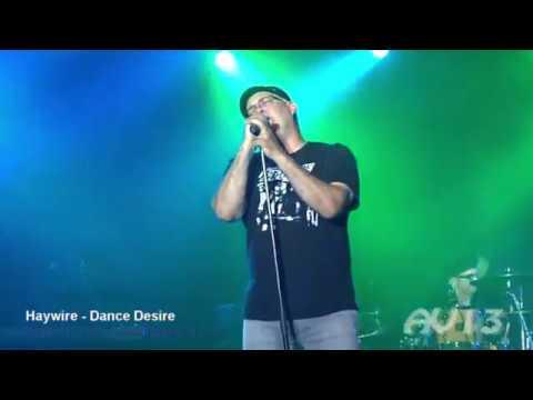 Haywire - Dance Desire (August 4, 2017)