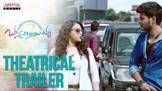 Okka Ammayi Thappa Theatrical Trailer || Sundeep Kishan, Nithya Menen