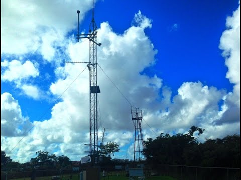 CIMH Barbados - Automatic Weather Station - Estación Meteorológica