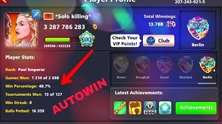 8 BP Hack/Auto Win???Updated Version 3.10.1 Unlimited Coins+ Extended Guidelines Trick