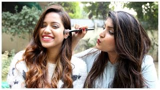 Shreya Jain Does My Makeup!