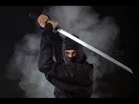 Ninja smoke bomb