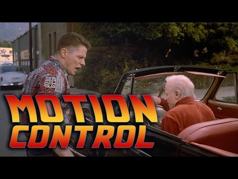 Doing that Motion-Control Effect from Back to the Future Part II