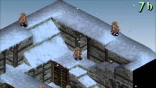Final fantasy tactics : The war of the lions (psp) : part 53:battle 039:Gollund colliery floor