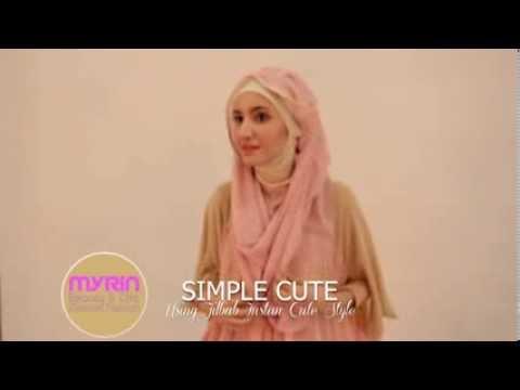 Hijab Tutorial MyRin