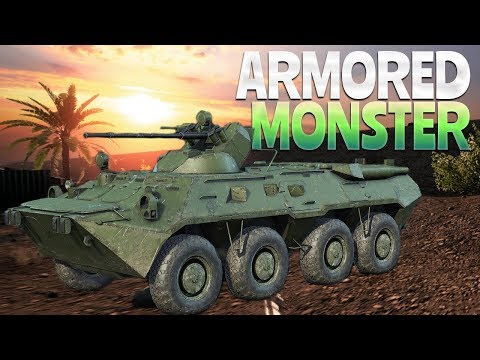 ARMORED MONSTER (Squad)