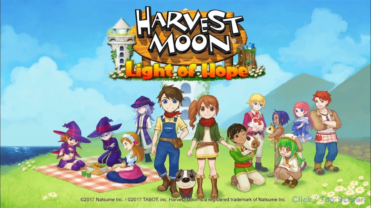 Harvest Moon Light Of Hope Walkthrough Part 15 Underworld King Gorgan Youtube