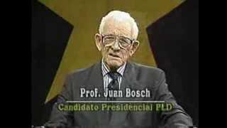 Discurso Juan Bosch por RTVD en 1992