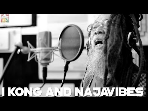 I Kong & Najavibes - Groovy Feeling [Live in Studio | Official Video 2015]