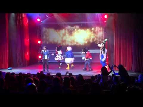 Kenan Dogulu performing at Disney Live! in...