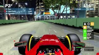 F1 2014 LT Singaporas