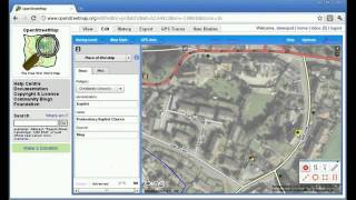 OpenStreetMap for Beginners Part 1: Add points of interest
