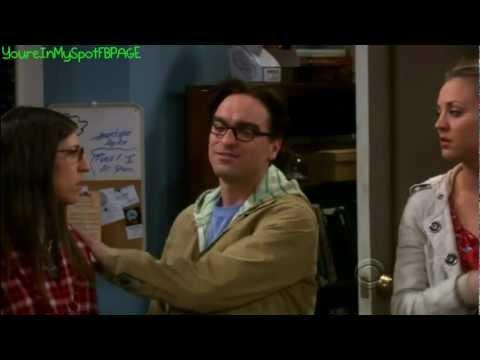 Leonard Plays Bongos - The Big Bang Theory