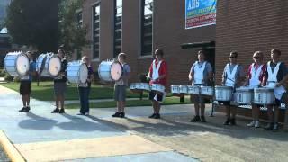 AHS Drumline 2012 :: MMC, 115, Spyder