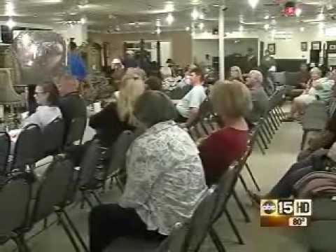 Phoenix Furniture Auction on ABC15